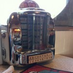 Gypsy's Shiny Diner jukebox